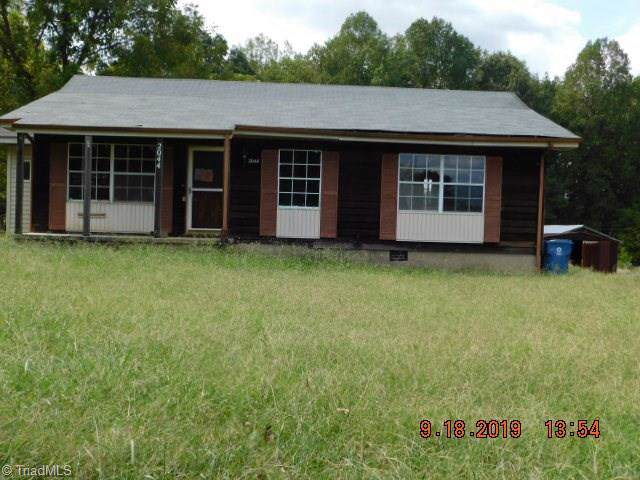 2044 Brooklyn Avenue, Ramseur, NC 27316 (MLS #954299) :: Ward & Ward Properties, LLC