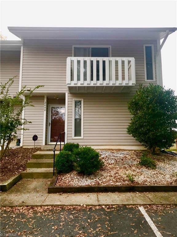 2640 Tantelon Place, Winston Salem, NC 27127 (MLS #954672) :: RE/MAX Impact Realty
