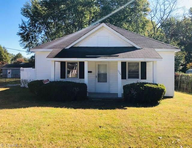 1228 Fairview Street, Greensboro, NC 27405 (MLS #954794) :: Berkshire Hathaway HomeServices Carolinas Realty