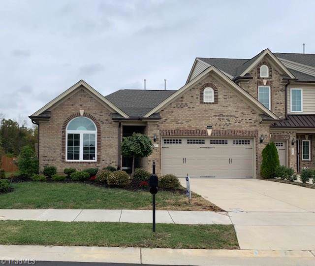 635 Piedmont Crossing Drive, High Point, NC 27265 (MLS #955908) :: Ward & Ward Properties, LLC