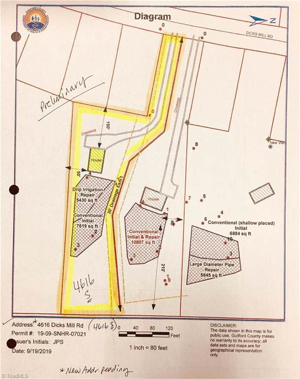 4616 Dicks Mill Road, Mcleansville, NC 27301 (MLS #956184) :: HergGroup Carolinas   Keller Williams