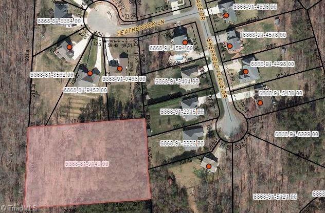 0 Vance Road, Kernersville, NC 27284 (MLS #956701) :: Berkshire Hathaway HomeServices Carolinas Realty
