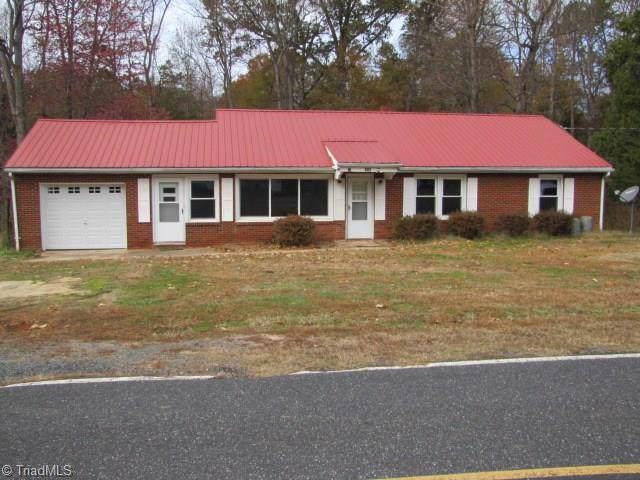 315 Mount Olivet Church Road, Lexington, NC 27295 (MLS #957171) :: Ward & Ward Properties, LLC