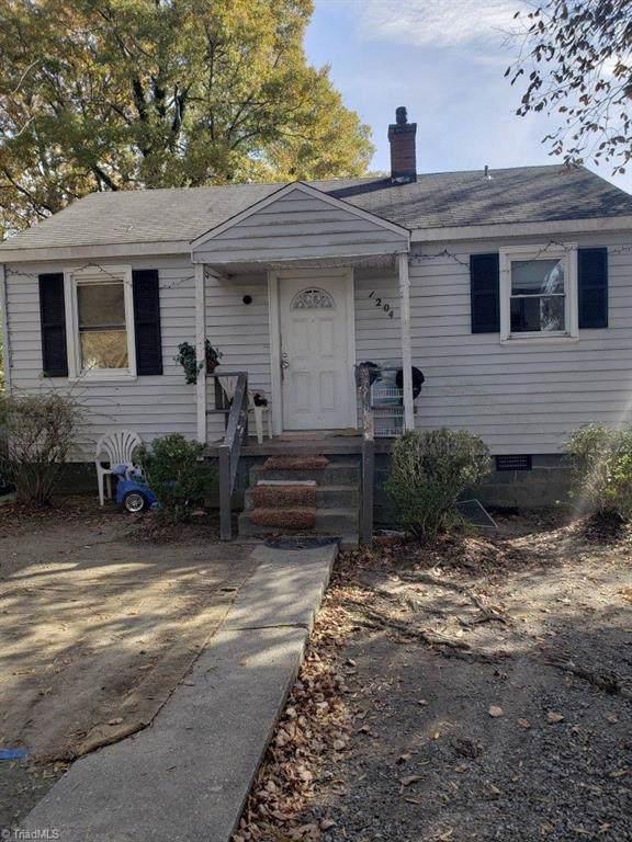 1202 Lindsay Street, Greensboro, NC 27405 (MLS #958764) :: Berkshire Hathaway HomeServices Carolinas Realty