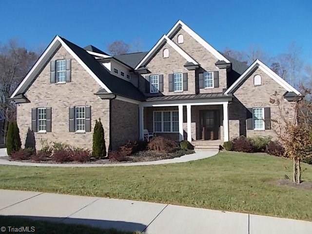 938 Heron Ridge Road, Winston Salem, NC 27106 (MLS #959581) :: RE/MAX Impact Realty