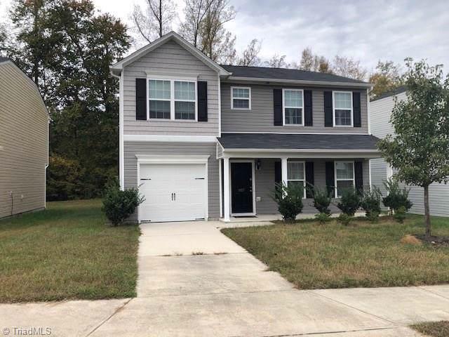 1127 Langston Drive, Greensboro, NC 27405 (MLS #959929) :: Berkshire Hathaway HomeServices Carolinas Realty