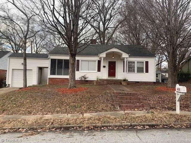 408 Spring Street, Thomasville, NC 27360 (MLS #960177) :: Lewis & Clark, Realtors®