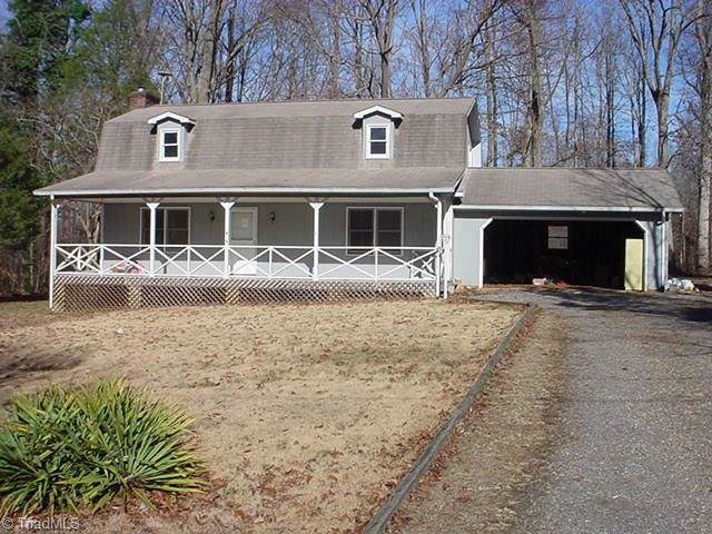 213 Redwood Drive, Mocksville, NC 27028 (MLS #960194) :: RE/MAX Impact Realty