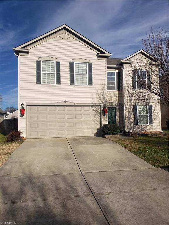 735 Runningbrook Lane, Rural Hall, NC 27045 (MLS #961095) :: Ward & Ward Properties, LLC