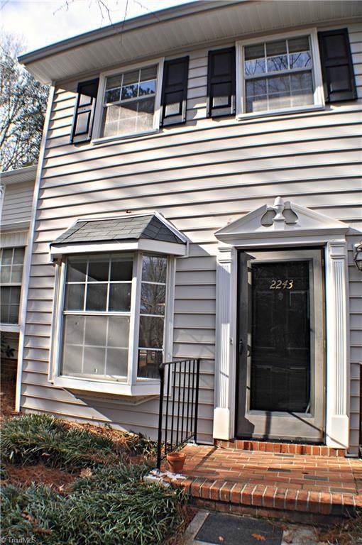 2243 Stonecutter Drive, Winston Salem, NC 27103 (MLS #961113) :: Ward & Ward Properties, LLC
