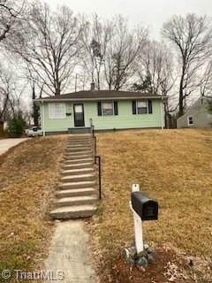 2613 Belmar Street, Greensboro, NC 27407 (MLS #961222) :: Ward & Ward Properties, LLC