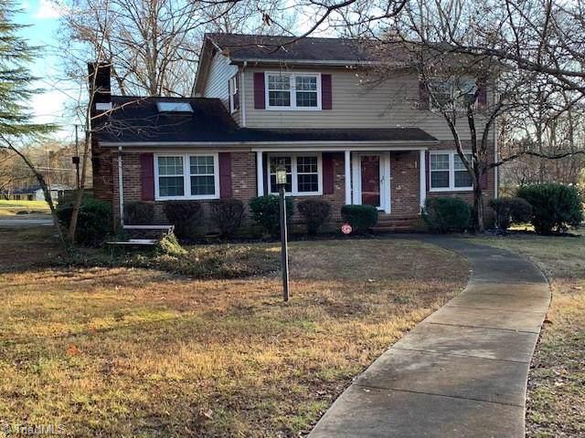 218 Taft Street, Eden, NC 27288 (MLS #961531) :: Ward & Ward Properties, LLC