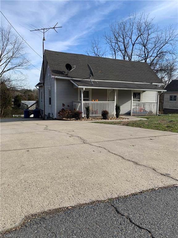 175 Watt Street, Cooleemee, NC 27014 (#961819) :: Premier Realty NC