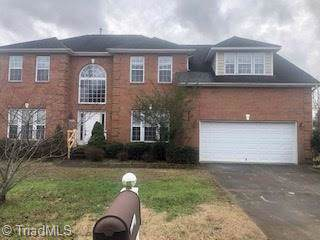 1250 Jamestowne Drive, Elon, NC 27244 (MLS #961863) :: Ward & Ward Properties, LLC