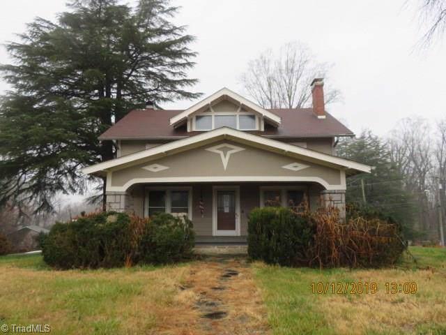 371 Gwyn Avenue, Elkin, NC 28621 (MLS #962239) :: Ward & Ward Properties, LLC