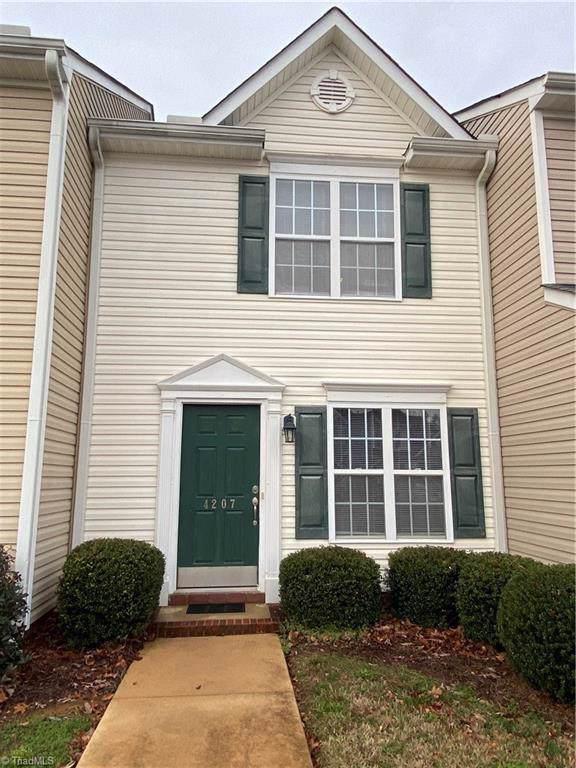 4207 Youngstown Drive, Greensboro, NC 27405 (MLS #962344) :: Ward & Ward Properties, LLC