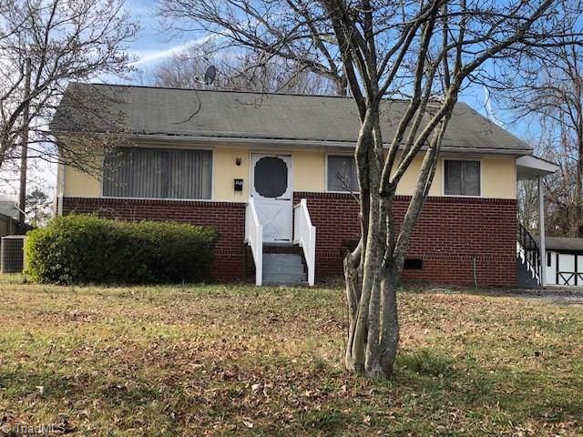 3428 Potomac Street, Winston Salem, NC 27127 (MLS #962625) :: Elevation Realty