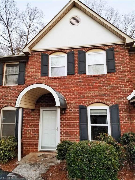 317 Mar Don Hills Court, Winston Salem, NC 27104 (MLS #962679) :: Berkshire Hathaway HomeServices Carolinas Realty