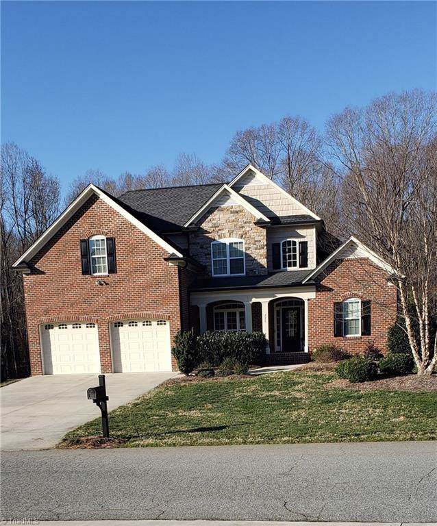 229 Windsong Drive, Clemmons, NC 27012 (MLS #963116) :: Berkshire Hathaway HomeServices Carolinas Realty