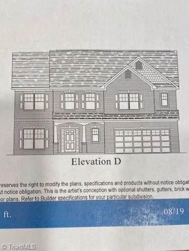 1114 Magenta Way #78, Kernersville, NC 27284 (MLS #963186) :: Berkshire Hathaway HomeServices Carolinas Realty