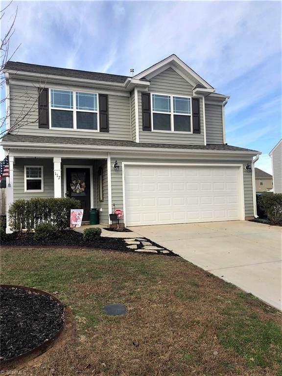 117 Tannin Way, Lexington, NC 27295 (MLS #963257) :: Ward & Ward Properties, LLC