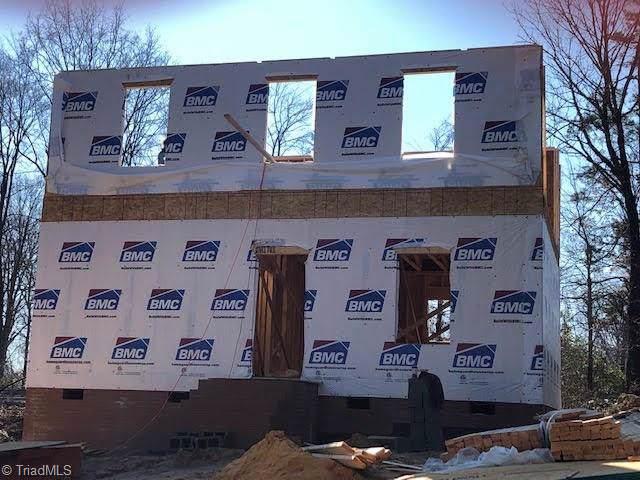 1302 Stephens Street, Greensboro, NC 27406 (MLS #963307) :: Berkshire Hathaway HomeServices Carolinas Realty