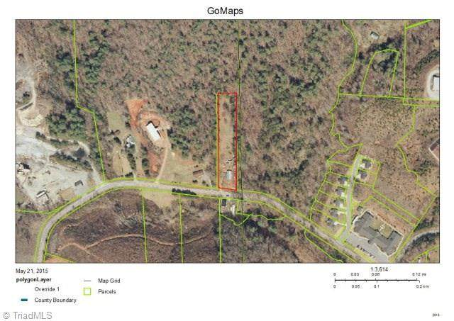 424 Old Brickyard Road, North Wilkesboro, NC 28659 (MLS #965583) :: Ward & Ward Properties, LLC