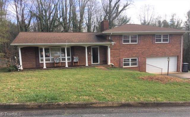 511 Finley Street, North Wilkesboro, NC 28659 (MLS #966068) :: Ward & Ward Properties, LLC