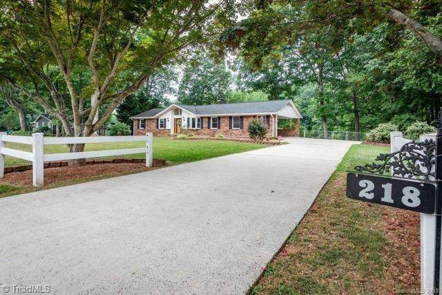 218 S Claybon Drive, Advance, NC 27006 (MLS #966519) :: Team Nicholson