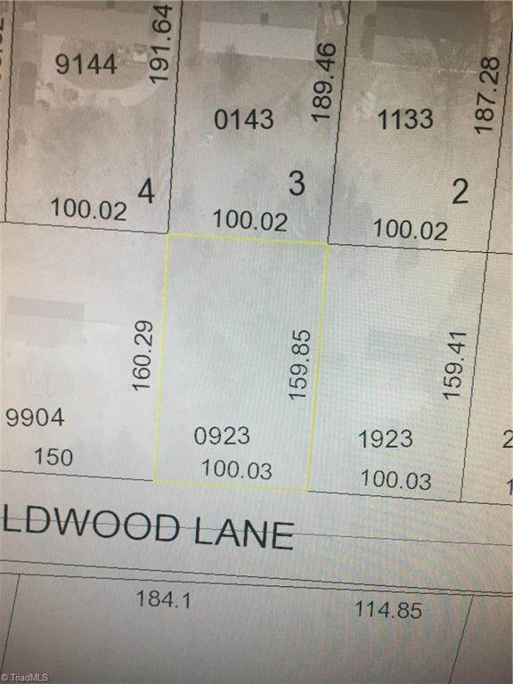 0 Wildwood Lane, Winston Salem, NC 27107 (MLS #966682) :: Team Nicholson