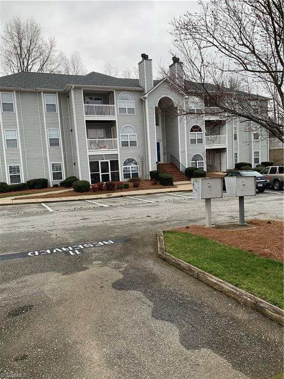 5006 Lawndale Drive K, Greensboro, NC 27455 (MLS #966744) :: Ward & Ward Properties, LLC