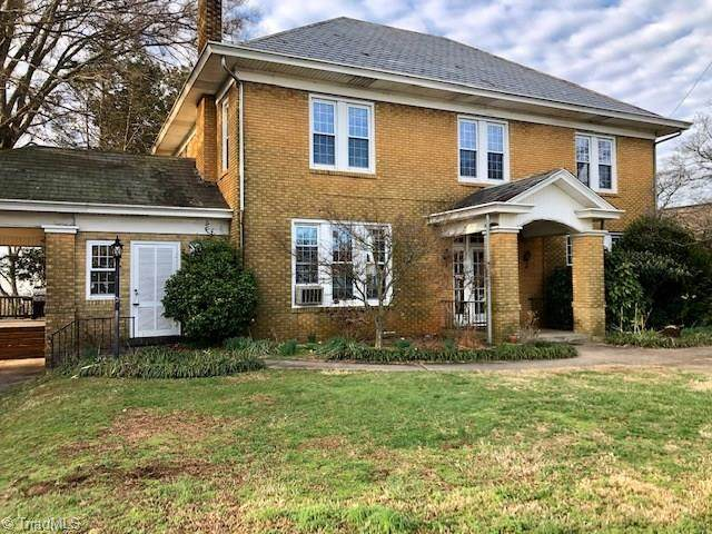 180 E Main Avenue, Taylorsville, NC 28681 (MLS #967043) :: Berkshire Hathaway HomeServices Carolinas Realty
