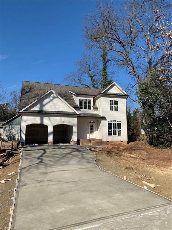 2403 Lafayette Avenue, Greensboro, NC 27408 (MLS #967611) :: Berkshire Hathaway HomeServices Carolinas Realty