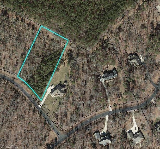 156 Emerald Isle Court, Lexington, NC 27292 (MLS #967727) :: Ward & Ward Properties, LLC