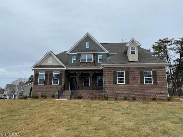 1900 Wake Bridge Drive, Whitsett, NC 27406 (MLS #967775) :: Berkshire Hathaway HomeServices Carolinas Realty