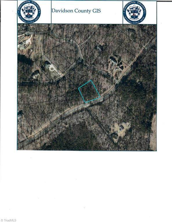 Section 2 Lot 7 Shoreline Drive, Lexington, NC 27292 (MLS #967930) :: Berkshire Hathaway HomeServices Carolinas Realty