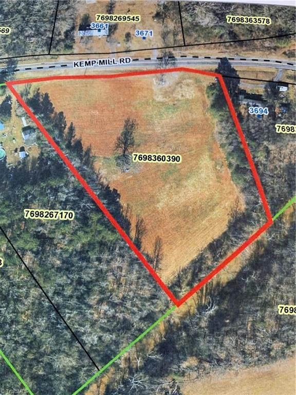 0 Kemp Mill Road, Asheboro, NC 27205 (#971443) :: Premier Realty NC