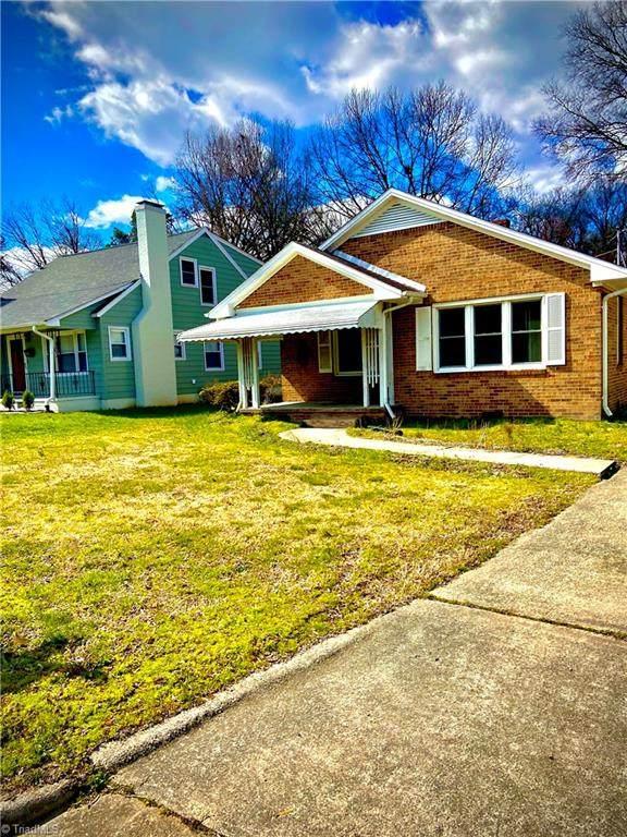616 Rosenwald Street, Burlington, NC 27217 (MLS #972389) :: Team Nicholson