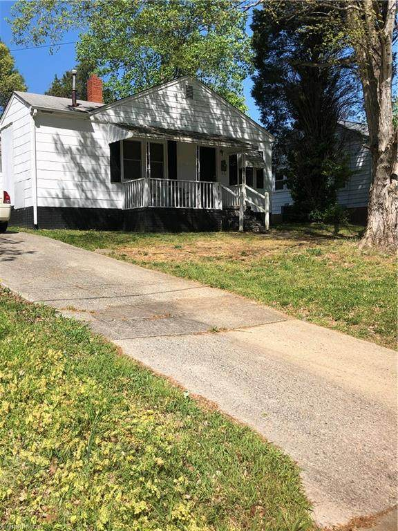 2309 Williams Avenue, High Point, NC 27262 (MLS #972662) :: Berkshire Hathaway HomeServices Carolinas Realty