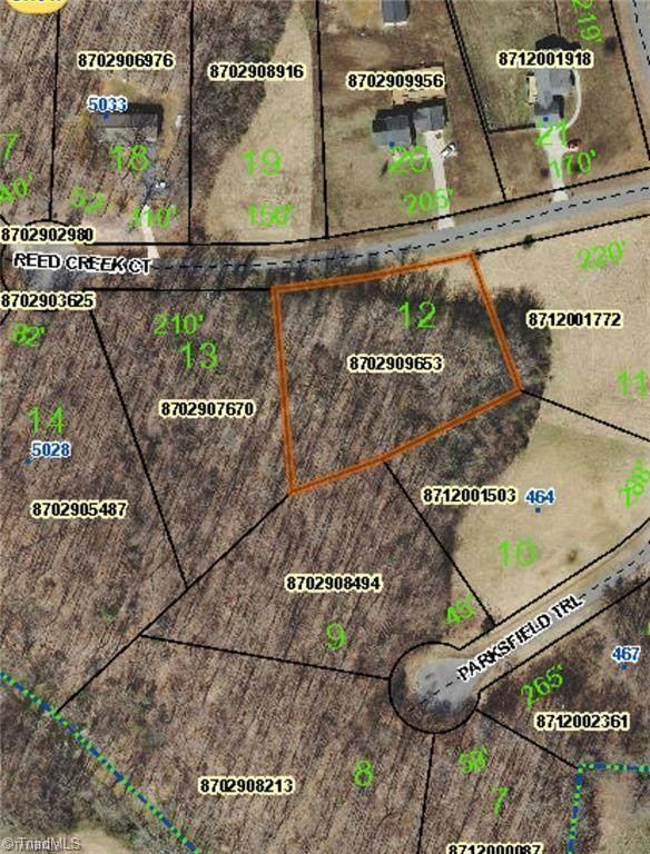 0 Reed Creek Court, Ramseur, NC 27316 (MLS #972794) :: Ward & Ward Properties, LLC