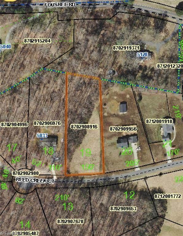 0 Reed Creek Court, Ramseur, NC 27316 (MLS #972799) :: Ward & Ward Properties, LLC
