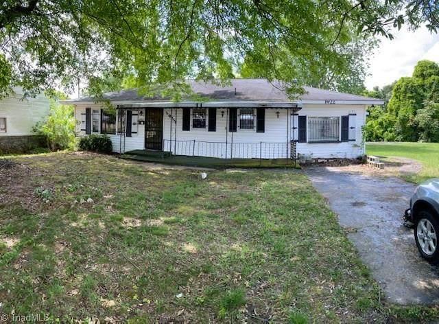 1922 Pleasant Street, Winston Salem, NC 27107 (MLS #975123) :: Ward & Ward Properties, LLC