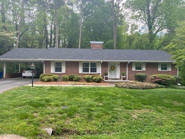 221 Country Club Road, Mount Airy, NC 27030 (MLS #975283) :: Berkshire Hathaway HomeServices Carolinas Realty