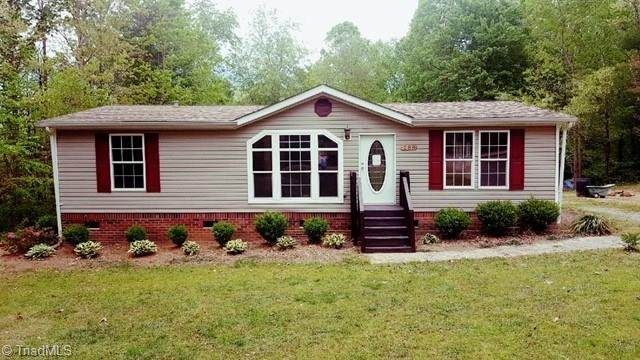 288 Samuel Circle, Moravian Falls, NC 28654 (MLS #975403) :: Ward & Ward Properties, LLC