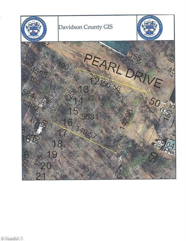 12 Pearl Drive, Lexington, NC 27292 (#976250) :: Premier Realty NC
