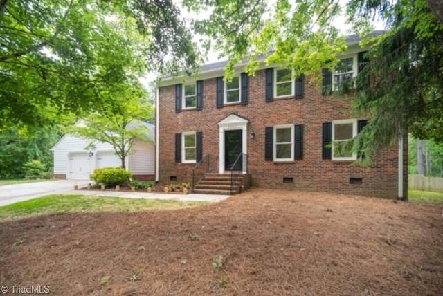 2501 Tinderbox Lane, Greensboro, NC 27455 (MLS #977561) :: Team Nicholson