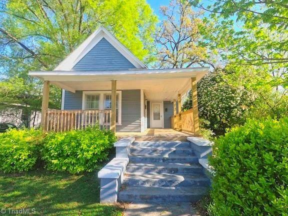 902 Haywood Street A, Greensboro, NC 27403 (MLS #977756) :: Lewis & Clark, Realtors®