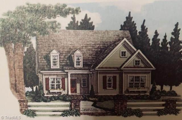 915 Aberdeen Road, High Point, NC 27265 (MLS #977785) :: Ward & Ward Properties, LLC