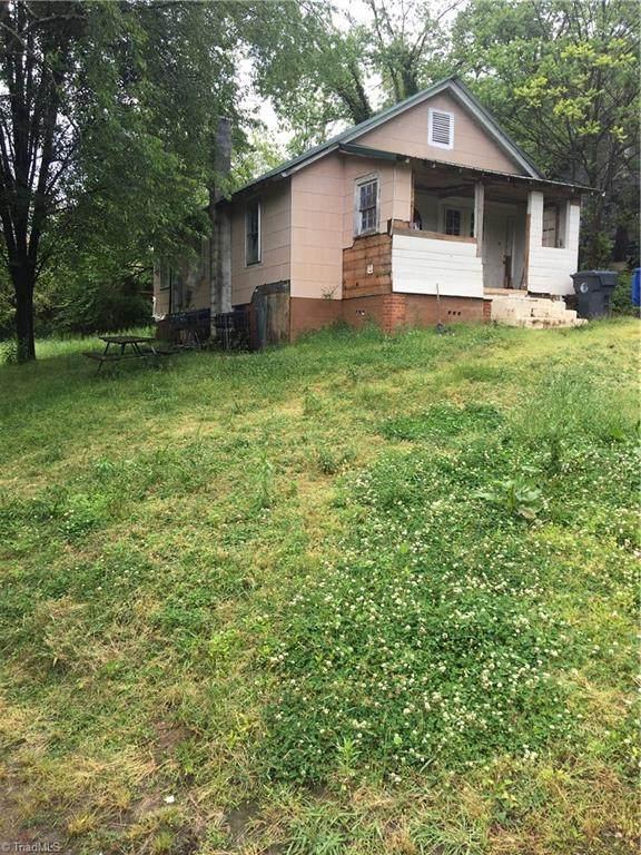 148 W Waugh Street, North Wilkesboro, NC 28659 (MLS #978084) :: Ward & Ward Properties, LLC