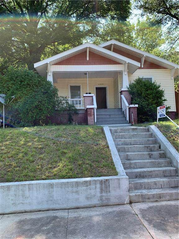 1109 Vance Street, Greensboro, NC 27406 (MLS #979485) :: Berkshire Hathaway HomeServices Carolinas Realty